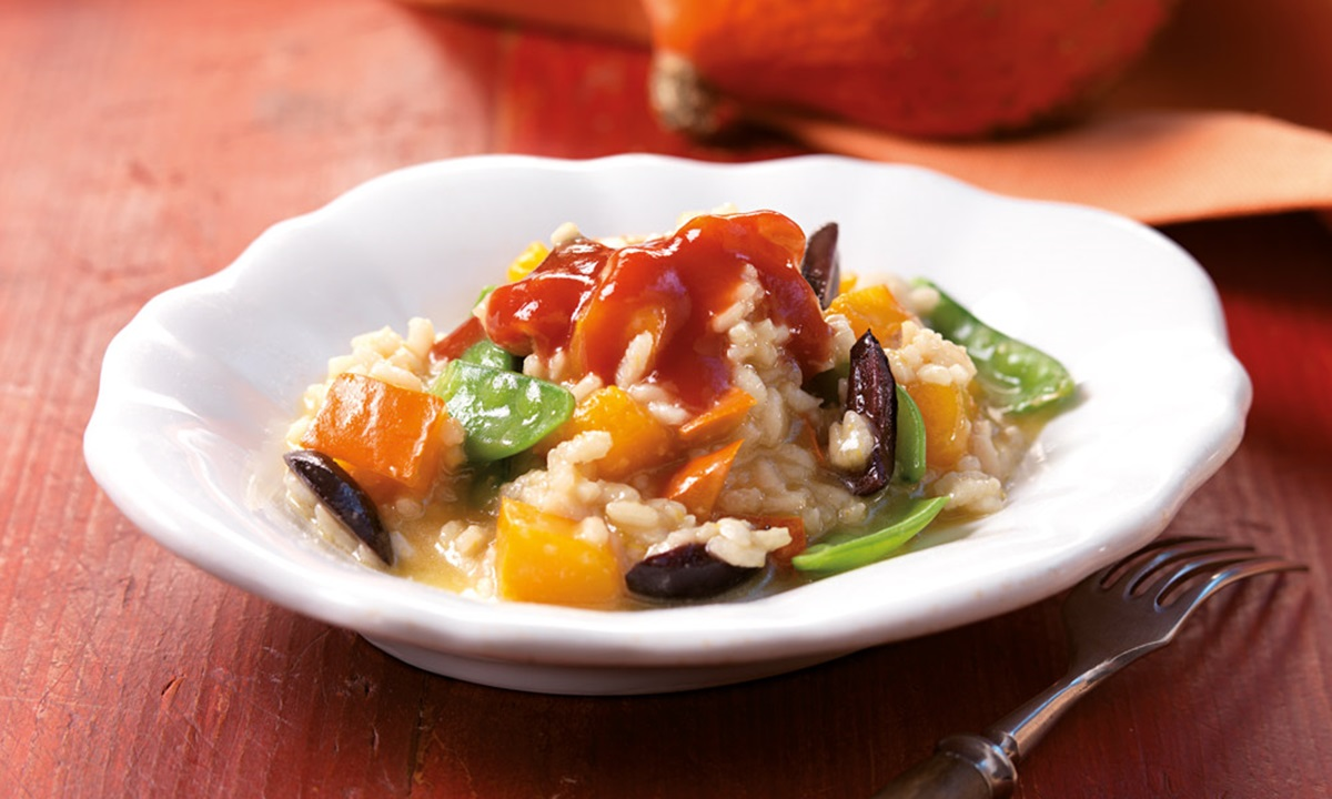recipe image Halloween-Risotto