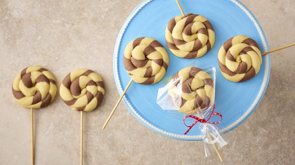 recipe image Lollipop Kekse
